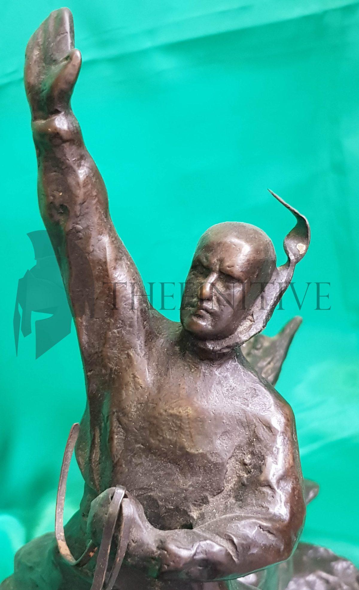 bronzo duce trubetzkoy