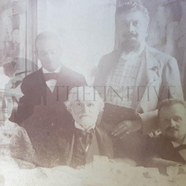 Giuseppe Verdi privata private foto photo