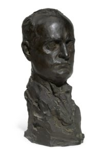 Duce troubetzkoy bronzo