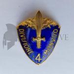 4 divisione monviso scudetto