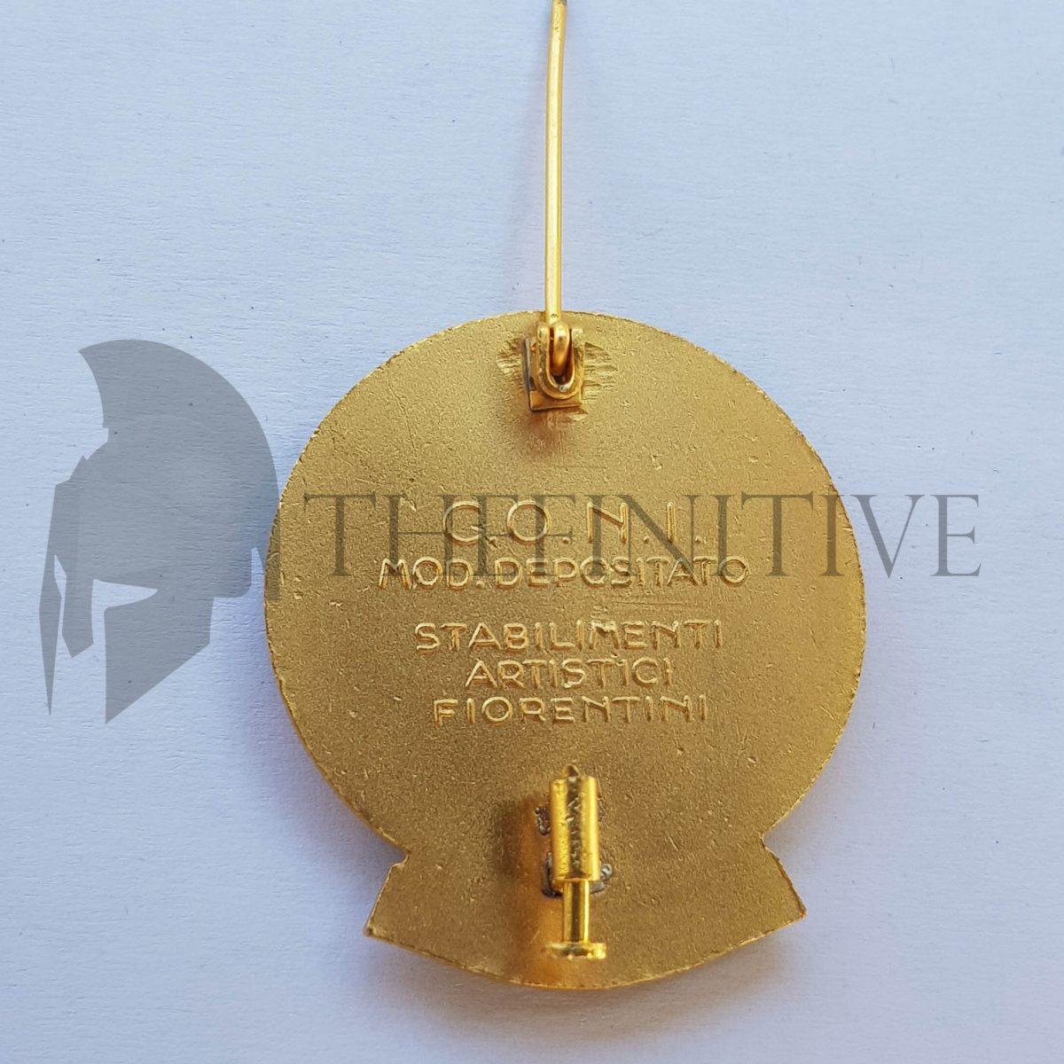 Cortina 1956 Olimpiadi badge