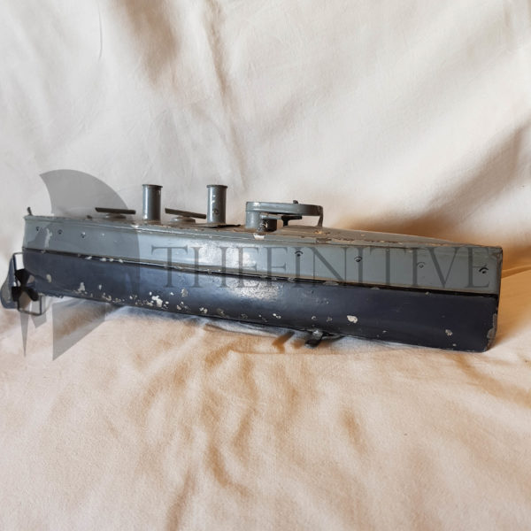 BING battle ship nave