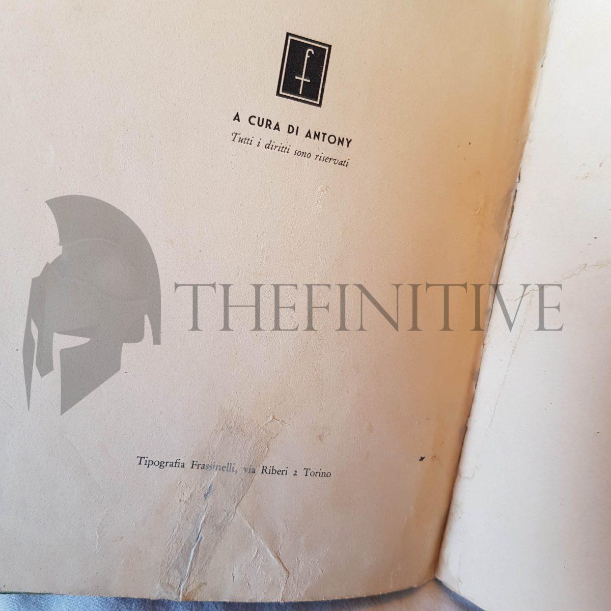 topolino frassinelli 1933 disney