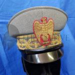 console generale mvsn berretto
