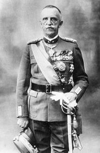 Vittorio Emanuele III king