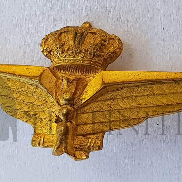 brevetto regia aeronautica osservatore