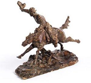 bronzo troubetzkoy cavallo