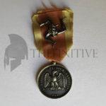 medaglia dei mille garibaldi