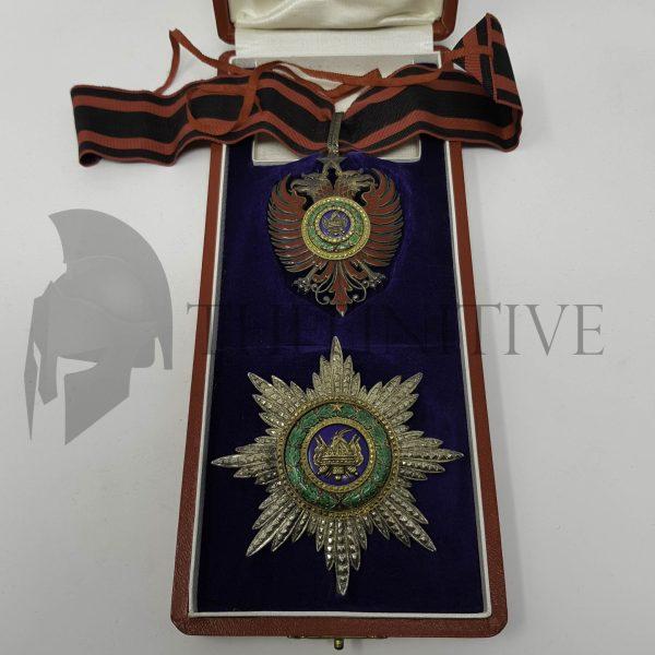 Skanderberg Albania GRANDE UFFICIALE