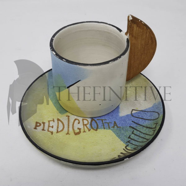 Cangiullo Piedigrotta ceramica Albisola