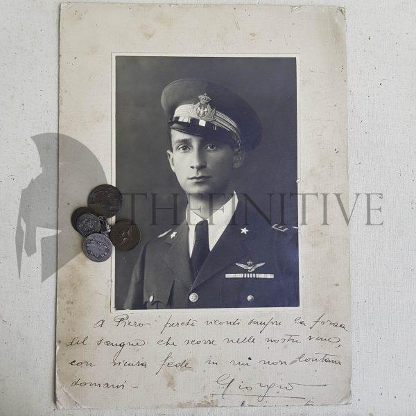 medagliere pilota giorgio rossi