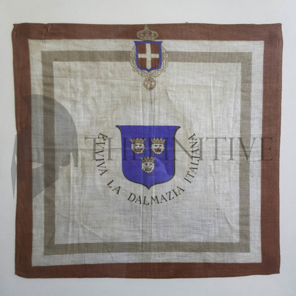 foulard dalmazia italiana 1915