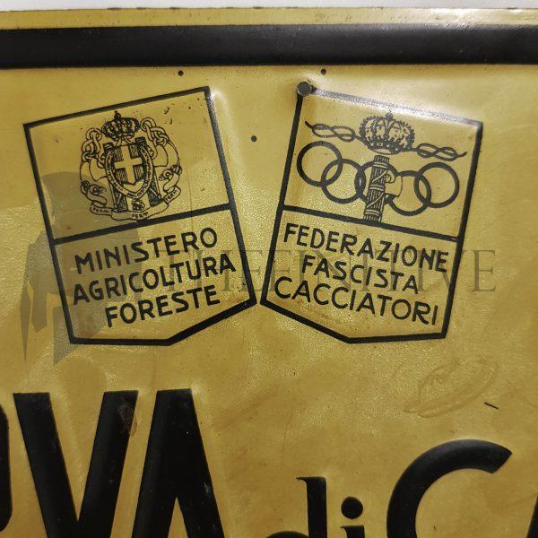 Federazione Fascista Cacciatori 1931