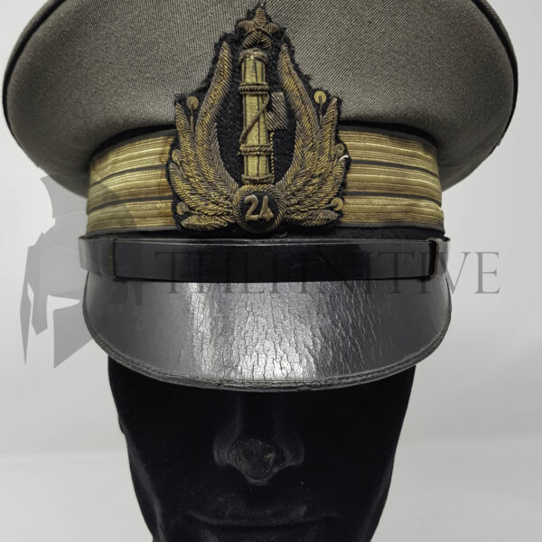 Centurione MVSN Milizia Ordinaria
