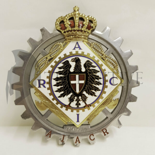 RACI Automobile Club BADGE