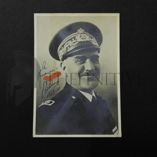 Luigi Rizzo Ammiraglio Beffa