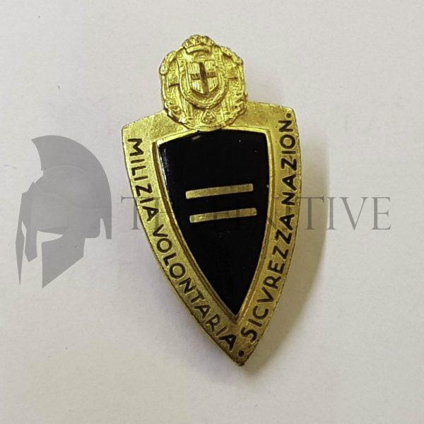 Distintivo MVSN Capomanipolo Milizia