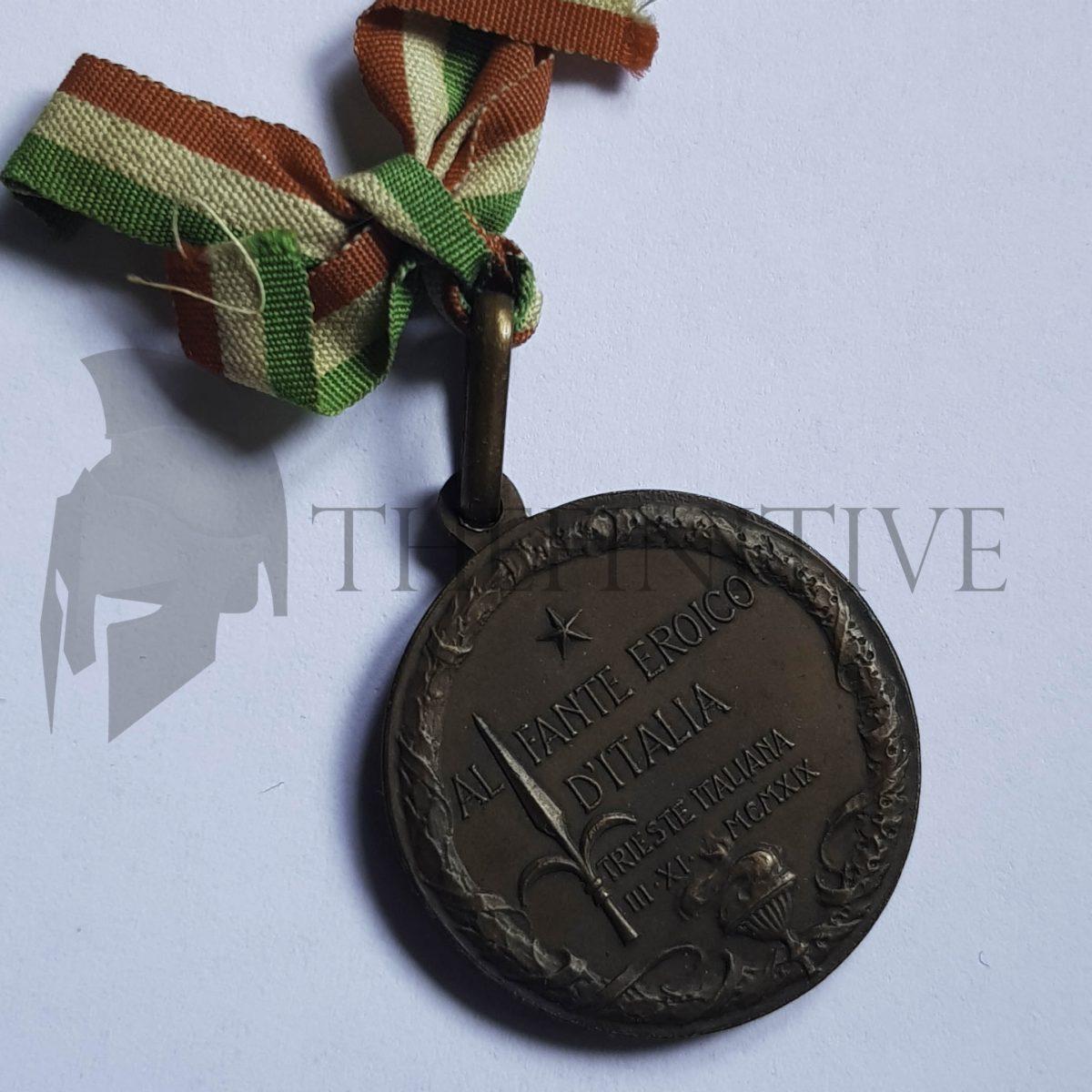 volontari irredenti triestini 1919