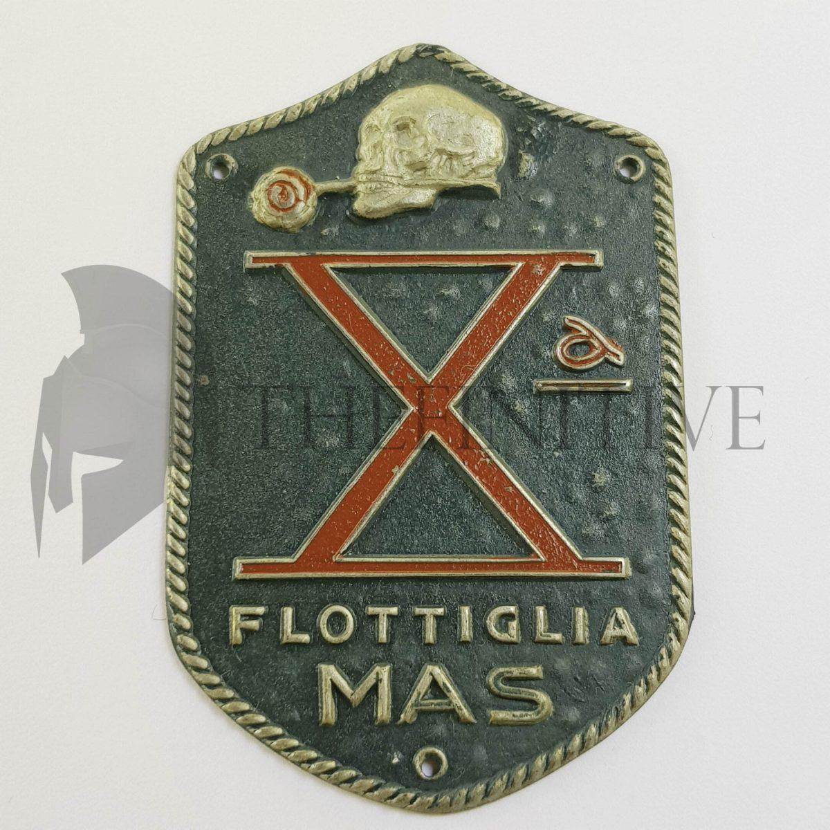 Scudetto Xª Flottiglia MAS