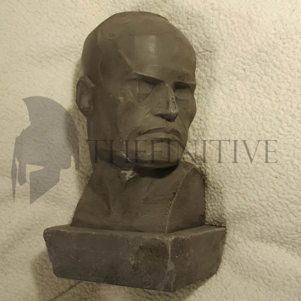 Aighellite busto Duce ONB